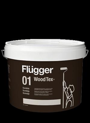 Flügger Wood Tex Aqua 01 Oil Primer