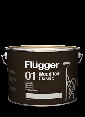 Flügger Wood Tex Classic 01 Oil Primer