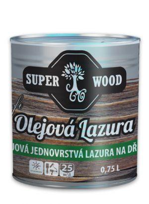 Super Wood – Profi Olejová Lazura